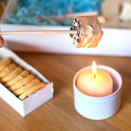 Winter Warmer Marshmallow Toasting Kit