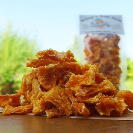 Dried Orange Pieces