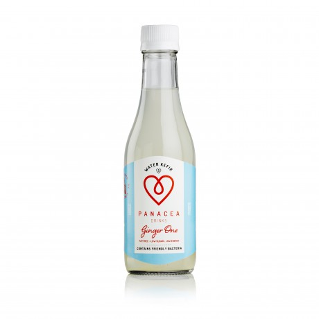 Ginger One Water Kefir (12 bottles)