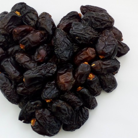 100% Organic Large Safawi Dates- Re-sealable Snack Pouches