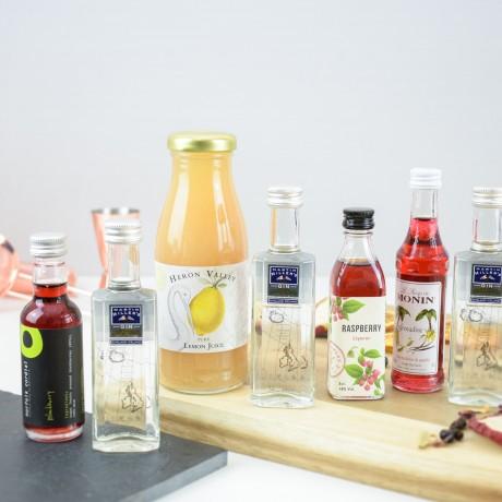 Gin Bramble Cocktail Set