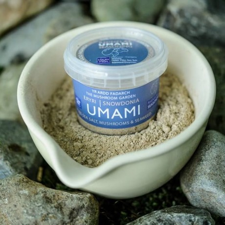 Umami Seasoning - Shittake Mushrooms, Seaweed and Sea Salt