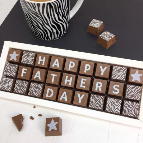 Happy Fathers Day Chocolates