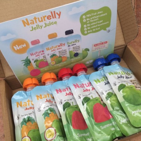 Multi-Flavour Jelly Juice (36 pack)