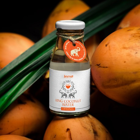 Organic King Coconut Water Original