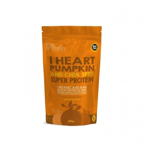 Pumpkin and Chia Seed Super Protein Powder