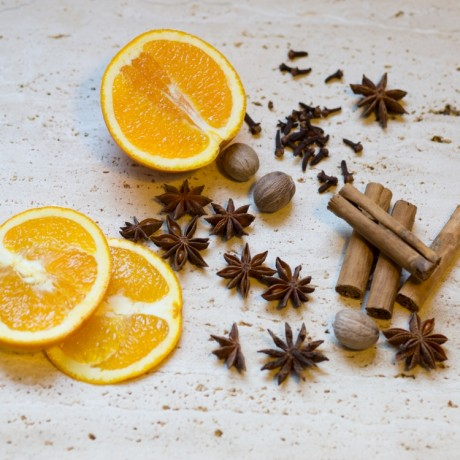 Orange, Cinnamon & Winter Spice Gin