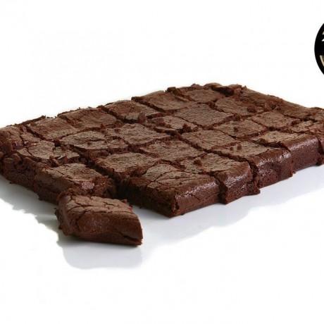 Classic Flourless Brownies