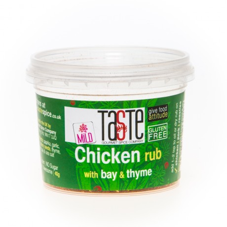 Chicken Rub (Mild)