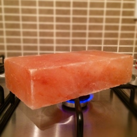 Himalayan Salt Block Rectangle - Small