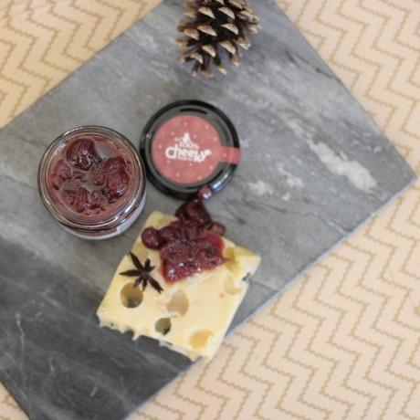 Cracking Cranberry Christmas Chutney