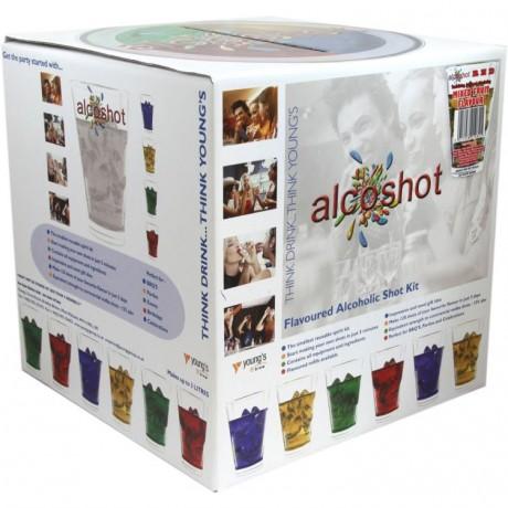 Alcoshot Mixed Fruit