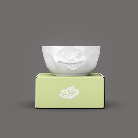 Big White Bowl with Gift Box