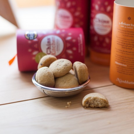 Spiced Indian shortbreads
