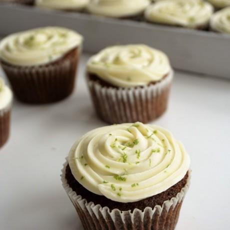 Macha Made in Heaven Cupcakes