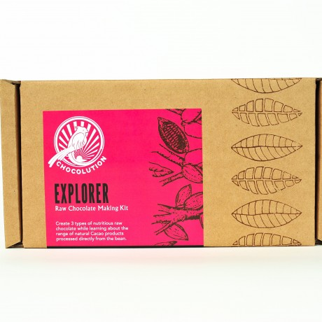 Explorer chocolate exploration kit