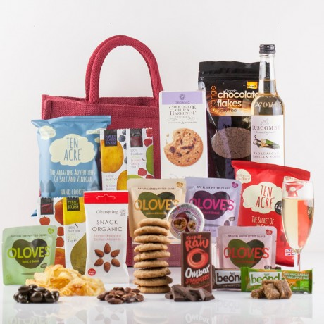 Luxury Gluten-Free Gift Bag from Natures Hampers