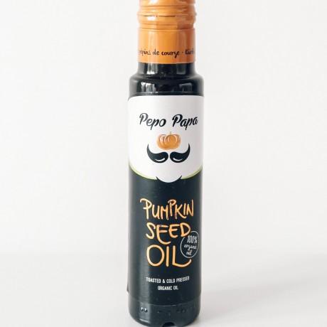 Pepo Papa's Pumpkin Seed Oil