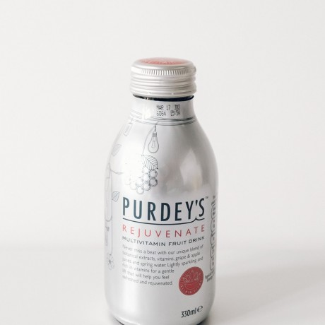 Purdey's Rejuvenate multivitamin drink