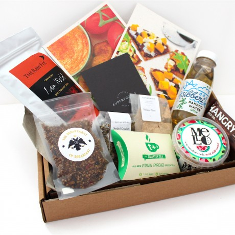 Superfoodio Classic box example