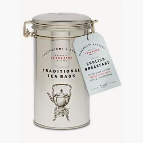 The Aysgarth Hamper - Tea, Cake and Sweet Snacks Gift Set