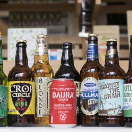 Gluten Free Beer Selection (10 beers)