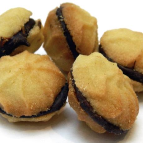 Chocolate Mini Sandwiches