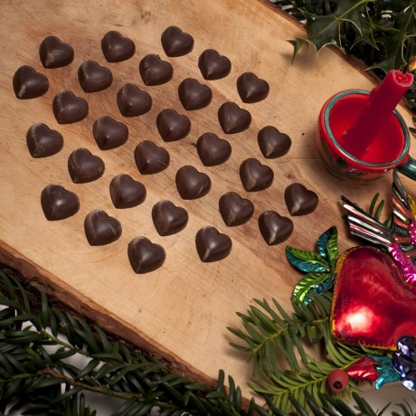 Craft chocolate gift dark
