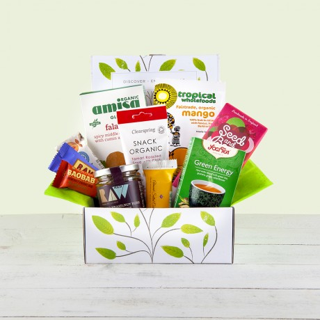 Organic Goodness Hamper Gift Box