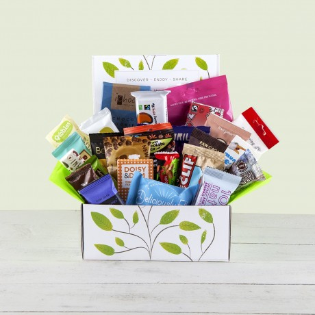 'The Vegan Snack Attack' Hamper Gift Box