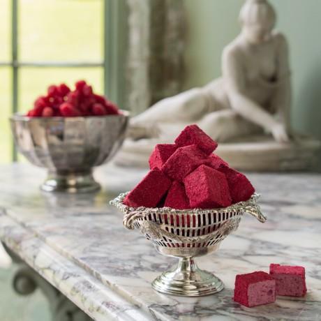 Double Raspberry Marshmallows