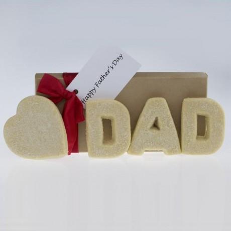 Dad Shortbread