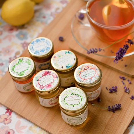 Gourmet Honey Taster Box