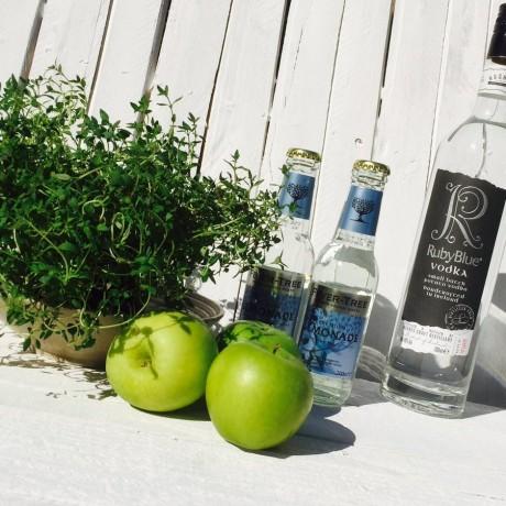 RubyBlue Premium Vodka