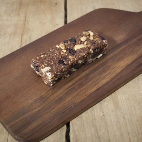 Choc and Nut delight!