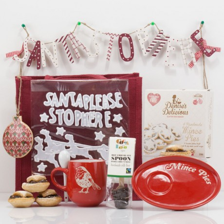 Night Before Christmas Gift Bag from Natures Hampers