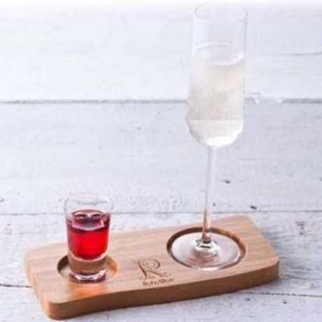 #PimpMyProsecco on RubyBlue Board