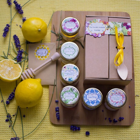 Gourmet Honey Taster Box