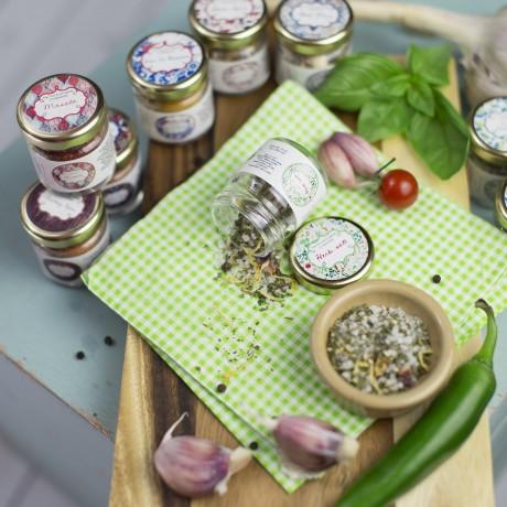 Gourmet Condiments Taster Box