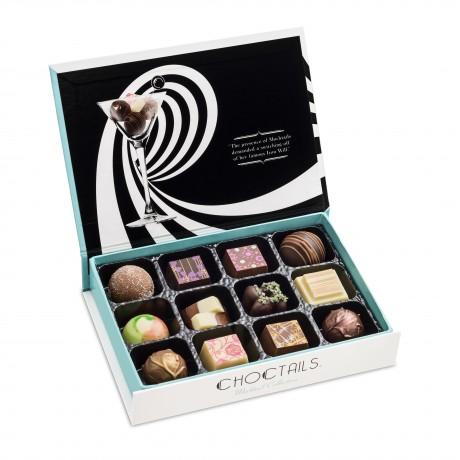 Mocktails chocolates