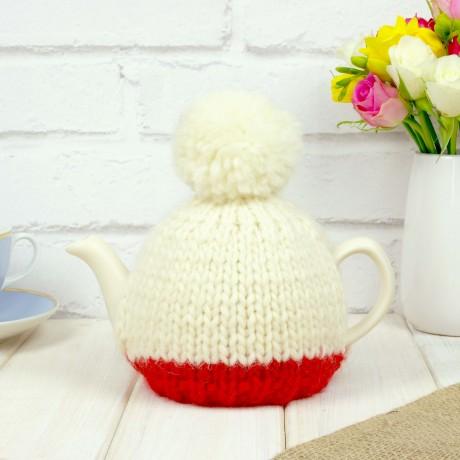 Red & Cream