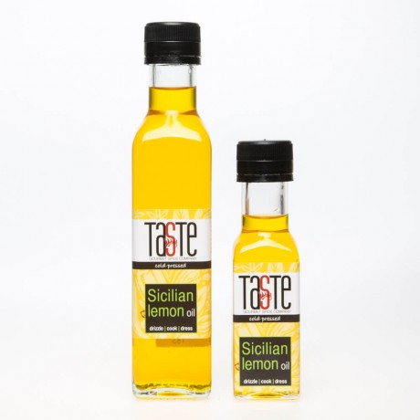 Sicilian Lemon Oil 250ml