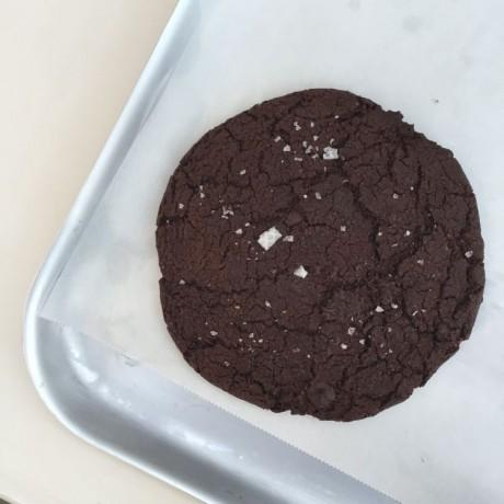 Double Chocolate Buckwheat Cookies (Dairy-free and Gluten-free)