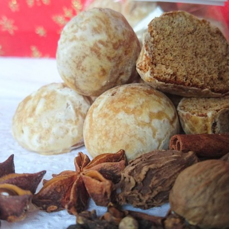 Peppernuts and Tummybread Lebkuchen Mix
