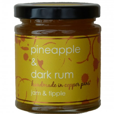 Pineapple & Rum Jam (3 pack)