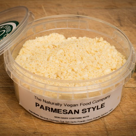 Italian Cooking Vegan Cheese
