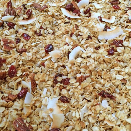 Granola - Honey, Fruit & Nuts