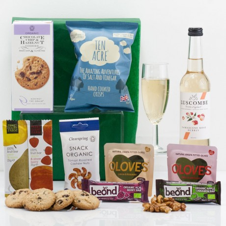 The Gluten-Free Gift Box from Natures Hampers