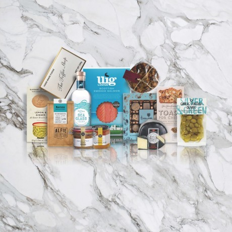 'Best of British' Fine Food Hamper