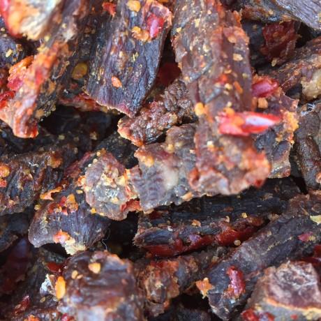 Sriracha Beef Jerky (Sweet Chilli) Pack